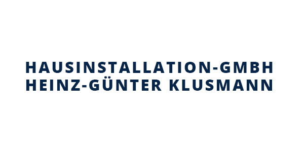 Hausinstallation-GmbH Heinz-Günter Klusmann