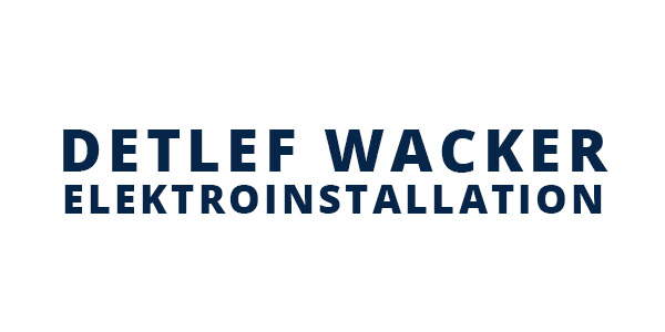Detlef Wacker Elektroinstallation