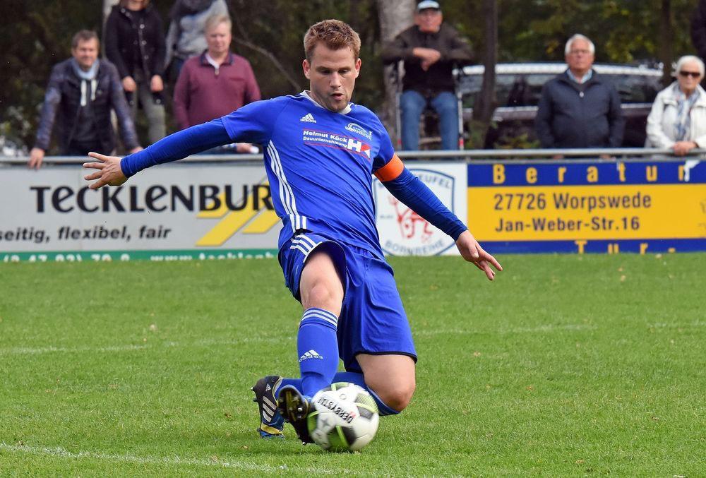 SV Blau-Weiß Bornreihe und die Rückkehr zur Flügelzange