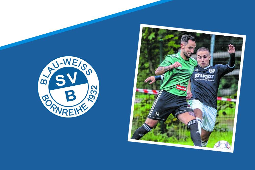 Ein Linksfuß für den SV Bornreihe